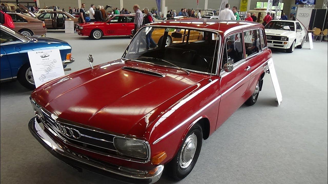 1966 1972 audi 80 variant f103 klassikwelt bodensee 2017 youtube