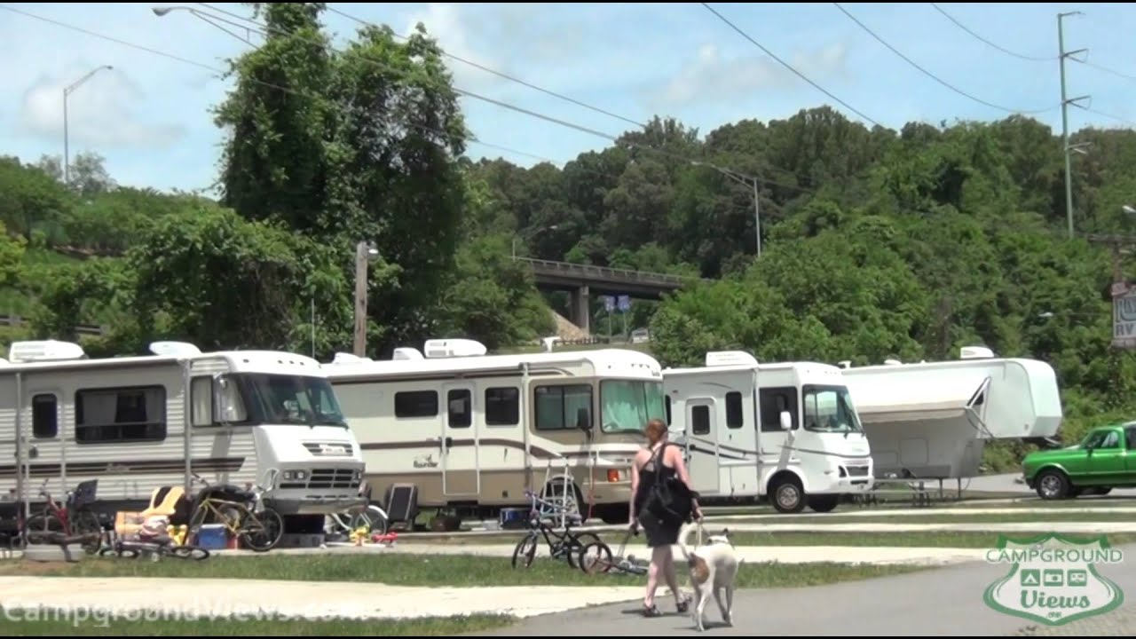 Full Hookup Camping In North Carolina