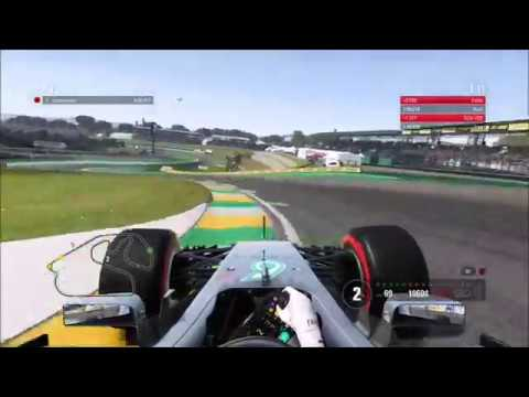 F1 2017 First laps with a wheel - Thrustmaster TMX