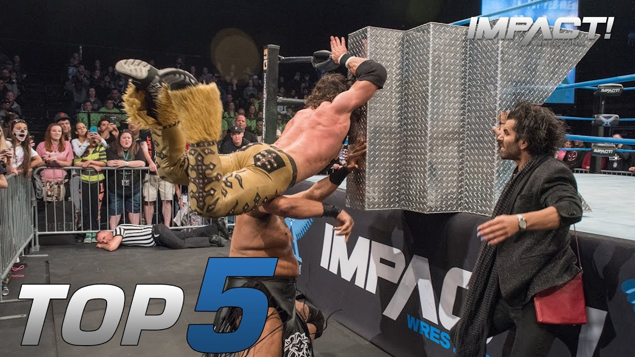 Top 5 Must-See Moments from IMPACT for Apr. 19, 2018 | IMPACT! Highlights Apr. 19, 2018
