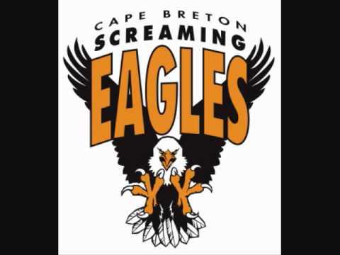 Cape Breton Screaming Eagles Goal Horn