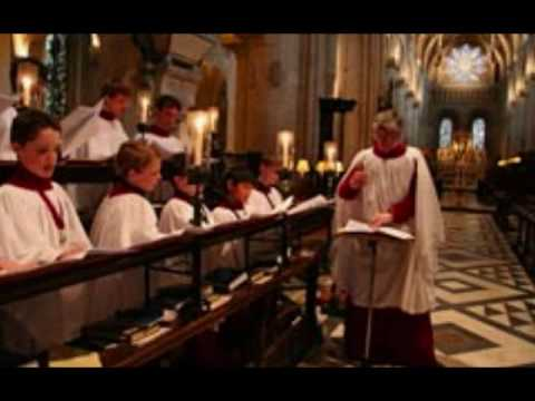Choir of Christ Church Cathedral, Oxford - Magnificat.wmv