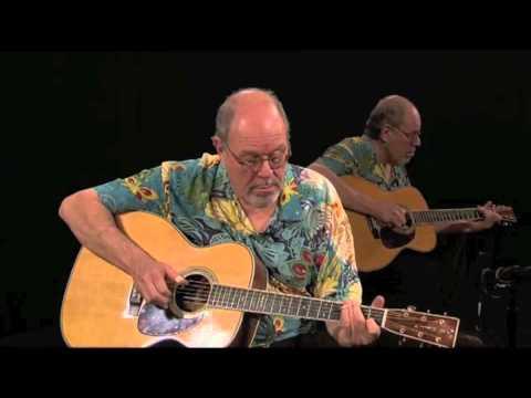 Stefan Grossman & Tom Feldmann Talk About The Open G (Spanish) Tuning
