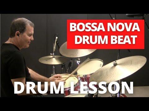 Bossa Nova Drum Lesson - JohnX Online Drum Lessons
