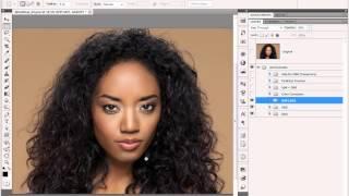 Chapter 4 Video4-Dark skin model workflow analysis