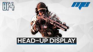 Battlefield Head-Up Display - Meine Einstellungen (BF4 Gameplay/GameDoku)