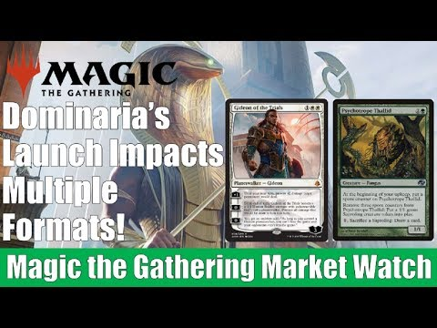 MTG Market Watch: Dominaria's Launch Impacts Multiple Formats