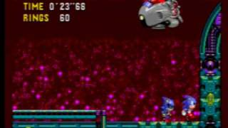 Sonic CD - Stardust Speedway Zone 3 (all time zones with JP sndtrk)