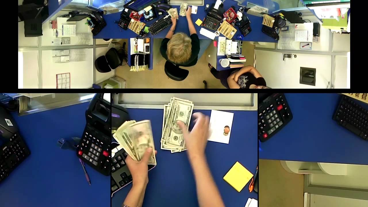 D7 180 The One Camera For Cash Counting Rooms Youtube
