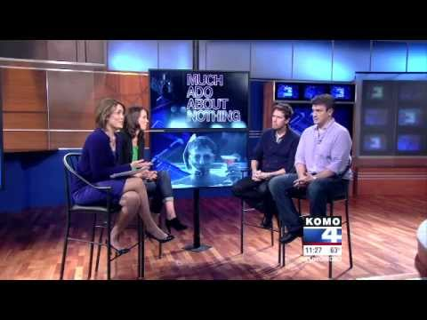 Much Ado About Nothing - Interview with Nathan Fillion, Amy Acker and Alexis Denisof by KOMO