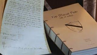 Новая книга о Марко Поло проливает свет на его путешествие в Китай