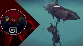 I FOUGHT A SHARK!!! | Assassin's Creed Odyssey Naval Combat Gameplay (E3 2018)