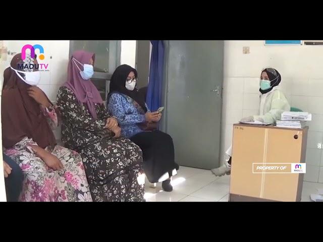 Kediri - Satgas TMMD ke 112 Kodim 0809 Kediri Gelar Pelayanan Kesehatan KB Gratis
