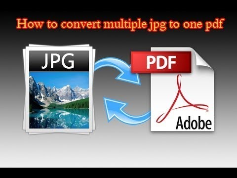 how to convert jpg to pdf without software in hindi | s.k.communication