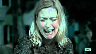 Death of Sam, Jessie and Ron [The Walking Dead]