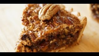 Pecan Pie Recipe - Bruno Albouze - The Real Deal
