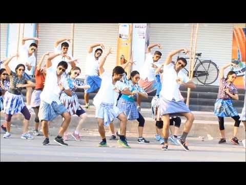 Danga maari Oodhari anegan Dhanush tollywood Dance cover by DFS