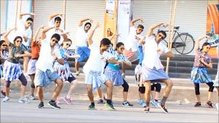 Danga maari Oodhari anegan Dhanush kollywood Dance cover by DFS
