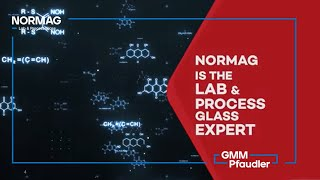 Normag - Lab & Process Glass by Pfaudler