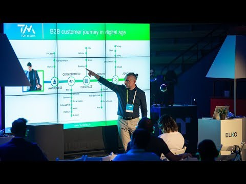 Workshop: 7 pieces of digital content during the B2B purchase process