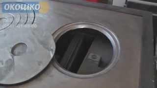 видео Данко ТЕМ - котелы отопительные твердотопливные стальные с автоматической подачей топлива