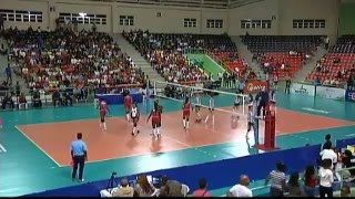 Copa panamericana de voleibol femenino sub 20 Final Dominicana vs Argentina1