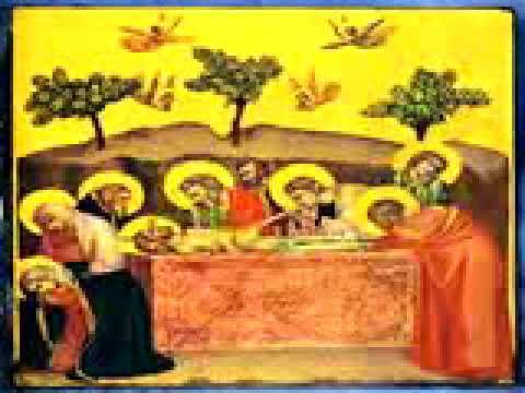 Benjamin Britten - Corpus Christi Carol