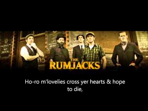 The Rumjacks   Black Matilda Lyrics