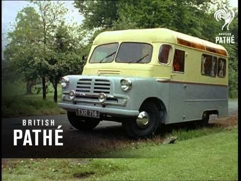 Home On Wheels 1957