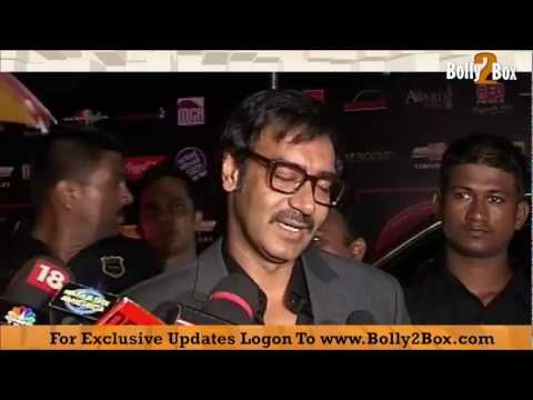 Ajay Devgan Launches Music Of 'Son Of Sardaar' At Gima Awards