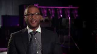 Good Deeds: Official On Set Interview Tyler Perry [HD]
