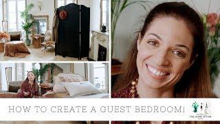كيفية إنشاء غرفة ضيوف (عندما لم يكن لديك واحدة)