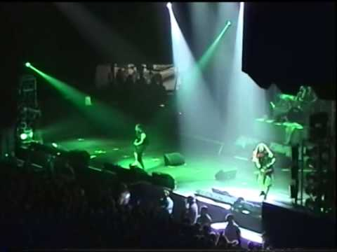 Pantera - Live in Worcester,MA 23/06/01 (full concert)