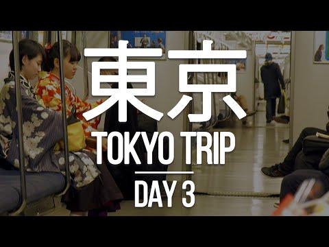 TOKYO TRIP 🇯🇵 - Day 3 - Cory's hometown Yokosuka, and exploring the historic Kamakura area