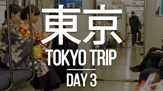 TOKYO TRIP - Day 3 - Cory's hometown Yokosuka, and exploring the historic Kamakura area