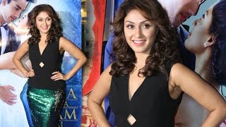 Manjari Phadnis Hot In Jeena Isi Ka Naam Hai Movie Premiere