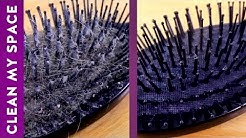 How to Clean Your Hairbrush (A Minute to Clean)