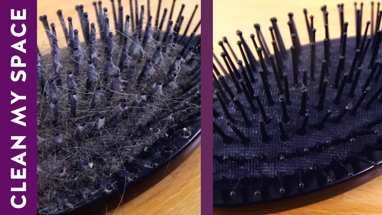 Best tips to clean hair brushes and combs