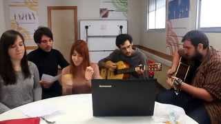 """""""DRAGON"""" (JAM Project) Acoustic LIVE Cover"""