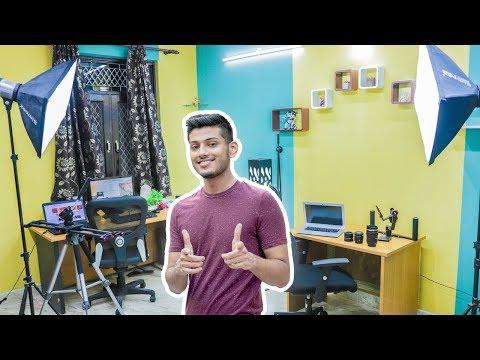 Tech Burner Setup Tour 2018 In Hindi !