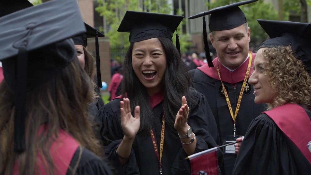 Harvard Graduation 2020.Celebrating The 2019 Harvard Business School Commencement