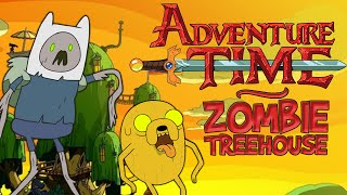 ADVENTURE TIME:  ZOMBIE TREEHOUSE ★ Call of Duty Zombies Mod
