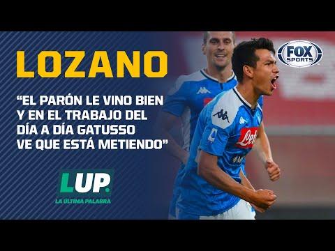 ¿Hirving Lozano ya se ganó la confianza de Gattuso en Napoli?