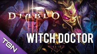 Diablo 3 : Witch Doctor Pet Swarm - Build Guide