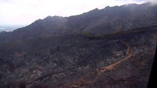 Incendies: en Corse, les pompiers restent en alerte