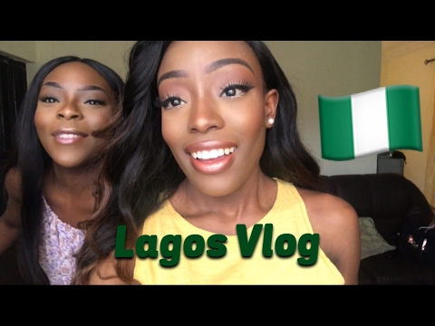 LAGOS VLOG | IS UBER RELIABLE IN LAGOS? BEACH TIME & MORE VLOG#1