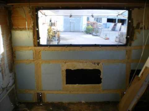 Reparacion autocaravana fotos youtube - Reparacion de humedades en paredes ...