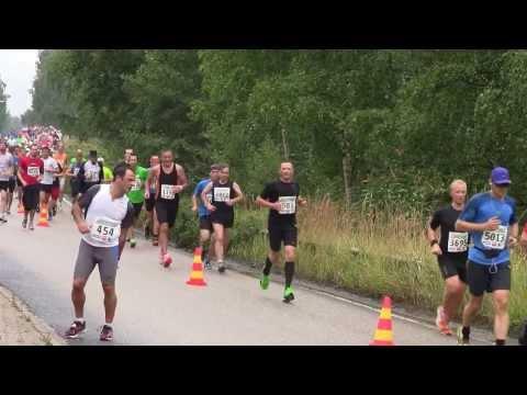 Helsinki City marathon 2013, Otaniemi osa 2