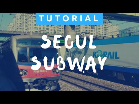 How to Ride the Seoul Subway (지하철) | Getting Around in Korea