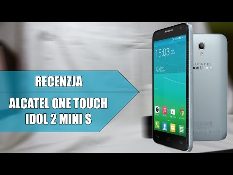 Alcatel One Touch Idol 2 Mini S | Recenzja